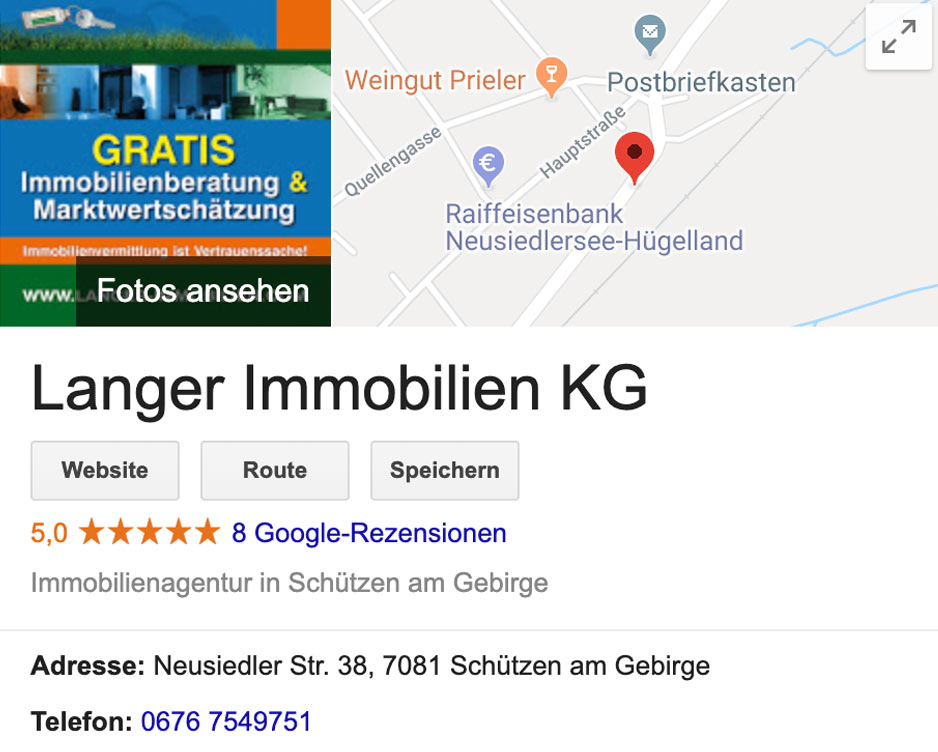 Google-My-Business-Google-Maps-Eintrag